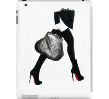 I Love Louboutin iPad Case/Skin