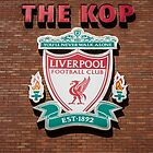 The Kop Exterior by Paul Madden