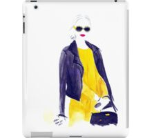 That Canary Dress iPad Case/Skin