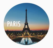 Paris is my home by glik