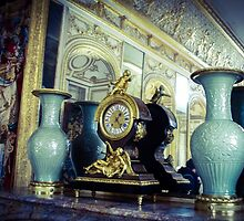Versailles mantel piece by visualimagery