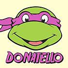 Donatello by husavendaczek