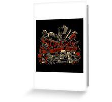 Scoobies Greeting Card