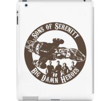 Sons of Serenity iPad Case/Skin