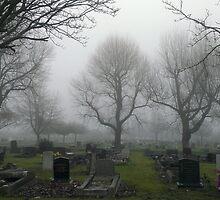 Gravestones by Kelly  W