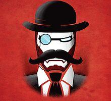 Iron Gentleman by candyguru