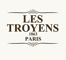 Les Troyens by ixrid
