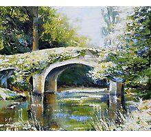 Derrybawn bridge Photographic Print
