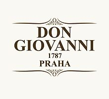 Don Giovanni by ixrid