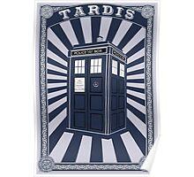 Tardis (Time Machine) Poster