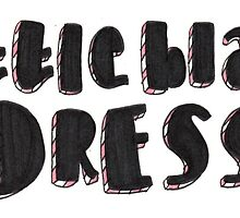 Little Black Dress by wowords-ig
