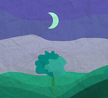 Night Tree by brainiac