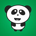 Cute Baby Panda by badbugs