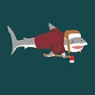Shark LumberJack by nickv47