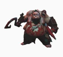 Pudge - Dota 2 by dotashirts10