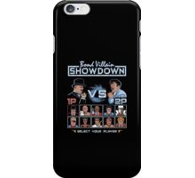 Bond Villain Showdown iPhone Case/Skin