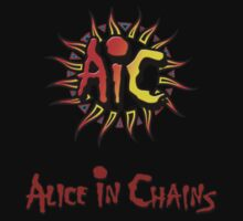 Alice In Chains by Vittorio Magaletti