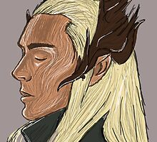 Thranduil  by suzannexp
