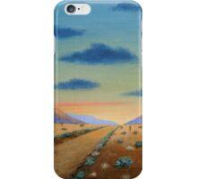 Desert Highway iPhone Case/Skin