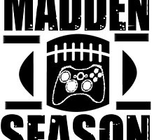 Madden Season by beggr