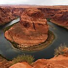 Horseshoe bend by Lindie Allen
