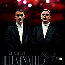 We are all illuminated - HURTS by ifourdezign
