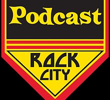 Podcast ROCK CITY Podcast! by DesignsbyKen