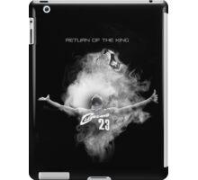 "LeBron James ""Return of the King"" iPad Case/Skin"