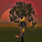 COUNTRY STYLE CANARY BIRD HOUSE PICTURE by ✿✿ Bonita ✿✿ ђєℓℓσ