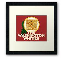 The Washington Whities Framed Print