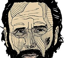 Rick Grimes by Jakecolling