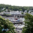 Boothbay Harbor Inn by Mike Shell