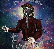 Hooked on a Feeling by louveless