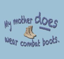 Combat Boots by George Robinson