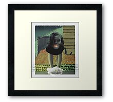 self_portrait Framed Print
