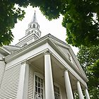 Church in Hopewell, NJ by cclaude