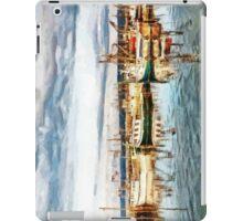 The Fleet's in - painted iPad Case/Skin
