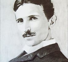 NikolaTesla by tarafly