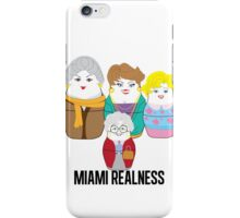 Miami Realness iPhone Case/Skin