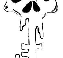 Skeleton Key - 4 the Booty - Black by eur00