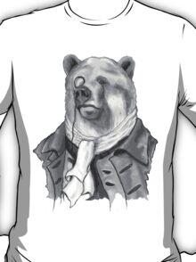 Reginald. B. Bearsworth (A Gentleman Bear) T-Shirt