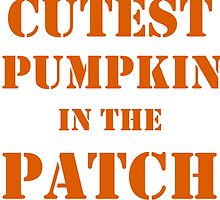 CUTEST PUMPKIN IN THE PATCH 2 by grumpy4now