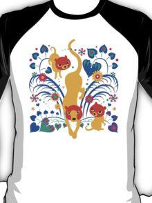 Big CAT mama T-Shirt