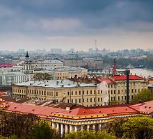 Saint Petersburg , Russia by LudaNayvelt