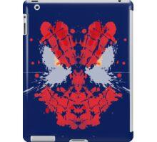 Spiderman Rorschach (Marvel) iPad Case/Skin