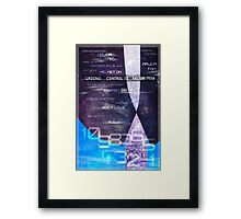 Carolina Crown 2014 OOTW  Framed Print