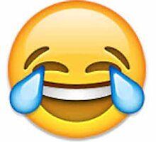 Laughing Emoji by janetgonzalez