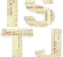 ISTJ Word Cloud by MarblesinaJar