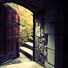 Enter the Great Hall. by Jeanette Varcoe.