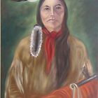 Algonquin Indian by OpeningMinds